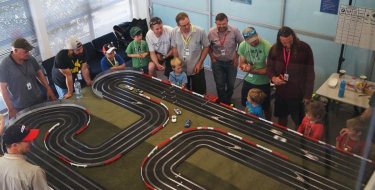Dad Dates - Slot Car Racing