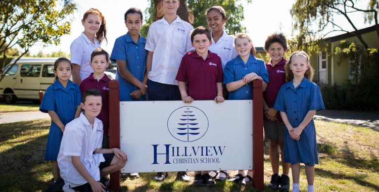 Hillview Open Day