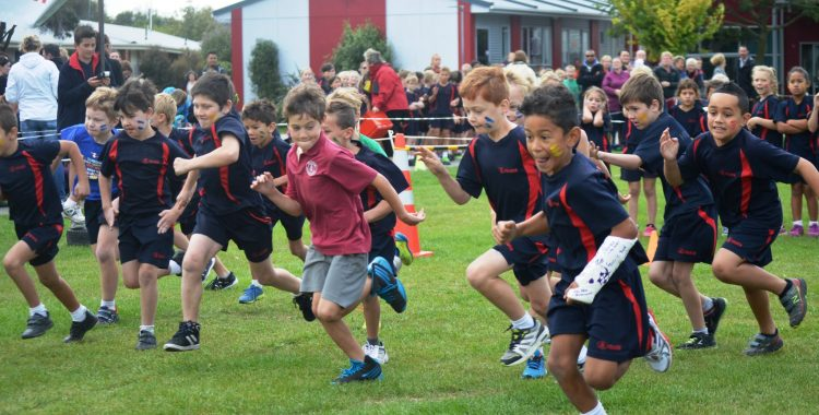 Junior Athletics Friday 18 November