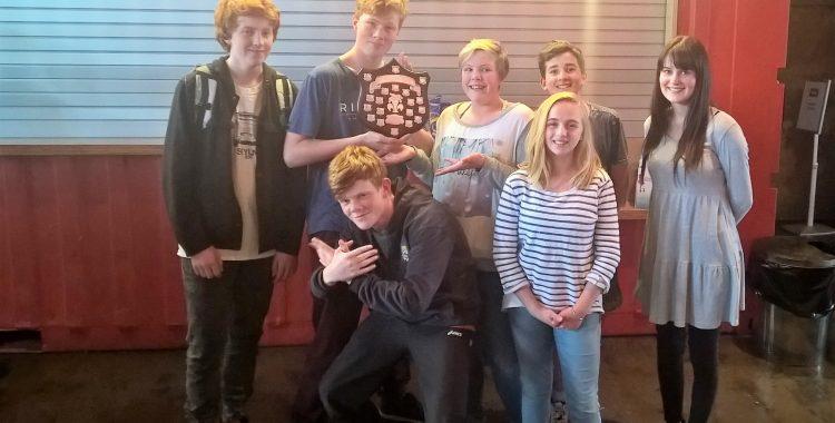 Theatre Sports Win!