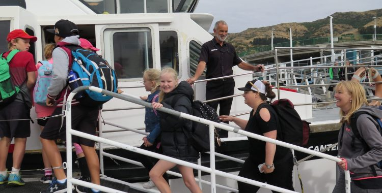 Year 5 and 6 Explore Quail Island