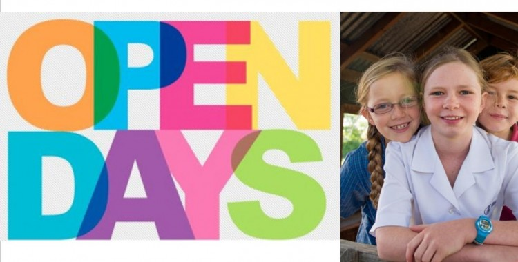 OPEN DAYS IN MAY