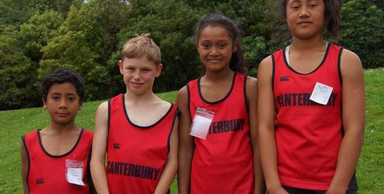 Canterbury Athletic Champs