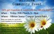 Hillview Community Event