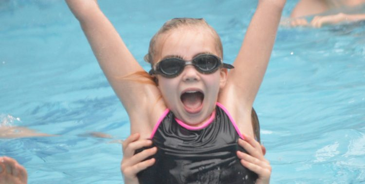 Get your togs ready for Junior Swim Week - Monday 19 November