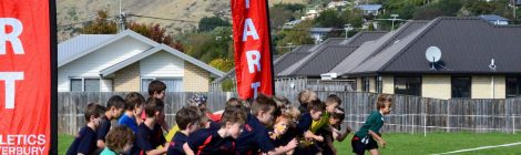 Year 5-8 Athletics is on Wednesday 24 October